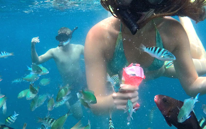 Explore Lembongan: 1 Day Water Activities - Child from 4-12 years old