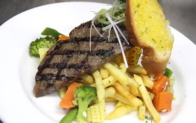 [Buy 1 Get 1] Signature Steak (Salmon / Sirloin / Rib Eye)