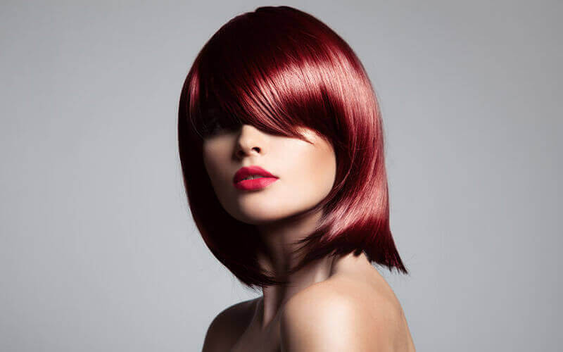 Mucota™ Hair Colouring OR Highlights + Keratin Treatment + Senior Stylist Cut, Wash, and Blow for 1 Person