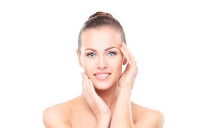 Facial Biokos + Setrika Wajah Ultrasonic + Masker Whitening