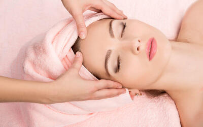 Oxygen Facial for 1 Person