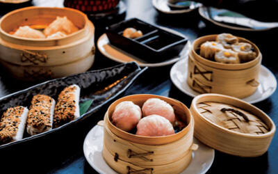 Dim Sum A la Carte Buffet for 1 Adult