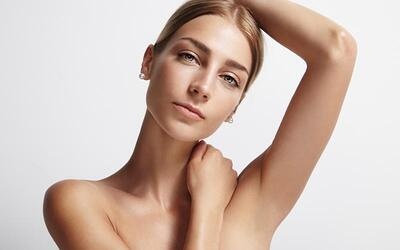IPL Hair Removal for Underarm / Upper Lip for 1 Person (5 Sessions)
