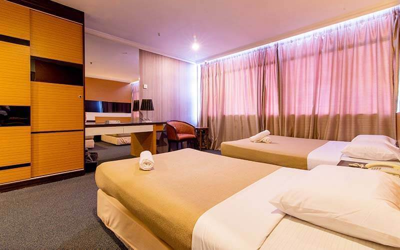 Taiping: 2D1N Stay in Suite Room for 3 People