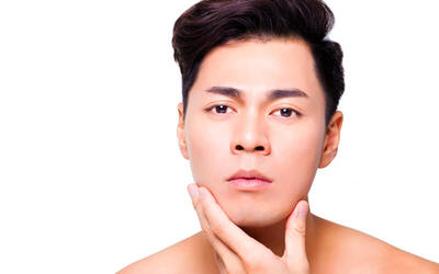 2-Hour Men's Skin Hydro Facial Treatment + Eye Spa Therapy for 1 Person