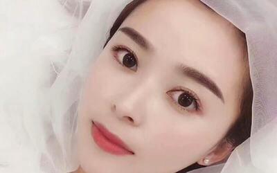 300-Piece 3D Korean Eyelash Extensions for 1 Person