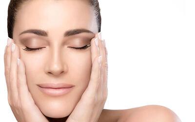 (PAKET 3x Sesi) Gold Facial + Face Massage & Masker