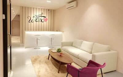 Brazilian Wax with Ultrasound Hydration and Soothing Treatment for 1 Person
