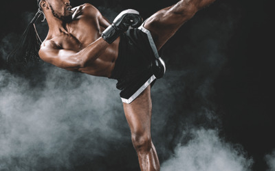 Four (4) 1.5-Hour Muay Thai Classes for 2 People