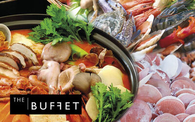 Seafood Steamboat Dinner Buffet