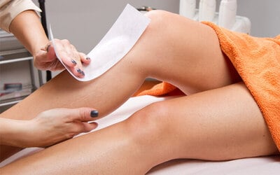 Lower Leg / Full Arm / Underarm Waxing for 1 Person