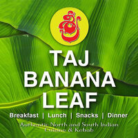 Taj Banana Leaf featured image
