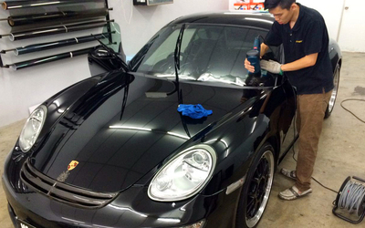 6mil Tinting Package with 7-Year Warranty for 1 Car