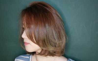 [CNY Flash] True Brazilian Keratin Hair Restore Protein Treatment with Iron Natural straight, Wash and Blow for 1 Person