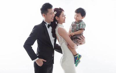Bayan Lepas: Chinese New Year Family Photoshoot