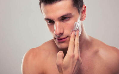 Men's Hydrating Facial for 1 Person