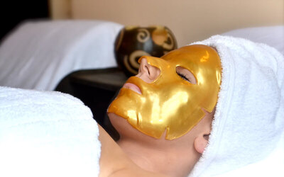 5x Korean Facial Gold Therapy