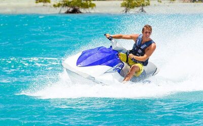 15-Minute Jet Ski Experience at Tanjung Benoa for 1 Person