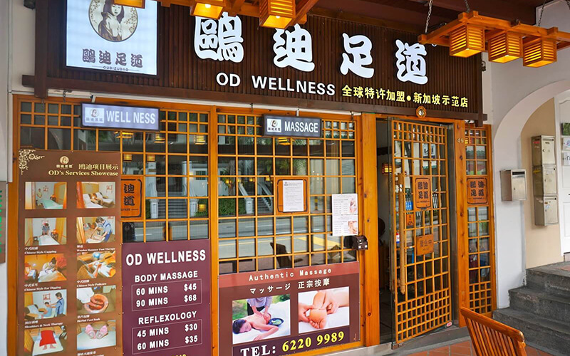 OD Wellness Spa International featured image.