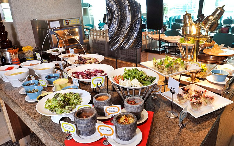 Hi Tea Buffet At Empire Hotel Subang For 1 Person Subang Jaya