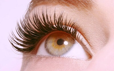 Black Diamond Eyelash Extension for 1 Person