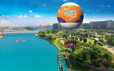 Admission to Skyrides Balloon for 1 Child (MyKad holder)