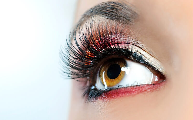 Korean Volume Eyelash Extension