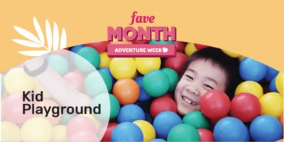 [Fave Month in Penang] Kid Playground