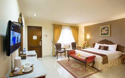 [Thursday - Saturday] Yogyakarta: 2D1N in Super Deluxe Room + Breakfast + 1x Evening Tea