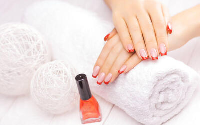 Gel Manicure for 1 Person (5 Sessions)