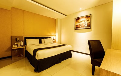 Bandung : 2D1N in Superior Room (Room Only)
