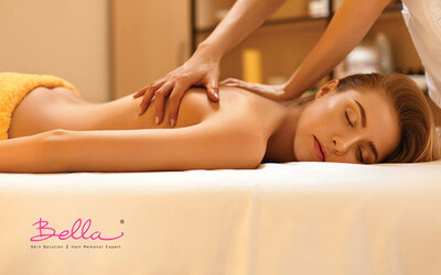 Early Bird: 90-Minute Contouring and Metabolism Boosting Massage for 1 Person (1 Visit)