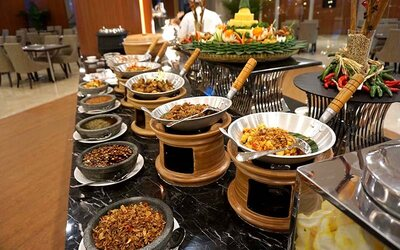 All You Can Eat Dinner Buffet For 1 Person