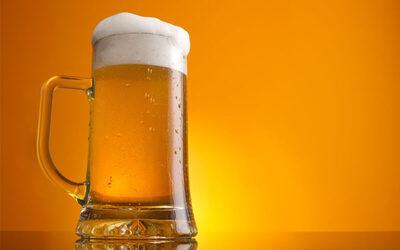 One (1) Mug of Carlsberg Beer