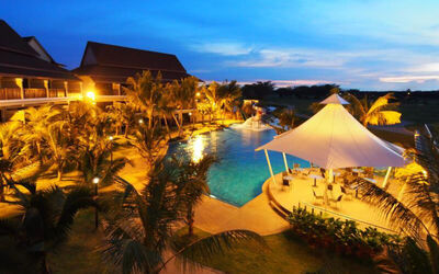Pulau Carey: 2D1N Stay in Premier Suite with Breakfast for 2 People