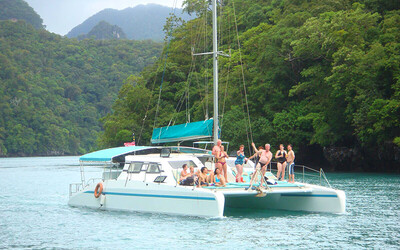 Langkawi: 6-Hour Geopark Day Cruise for 1 Adult