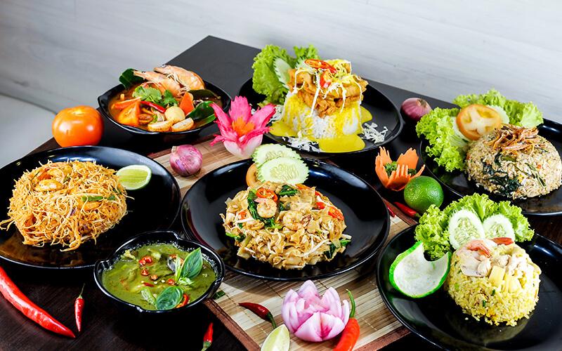 RM 20 Cash Voucher for Thai Cuisine