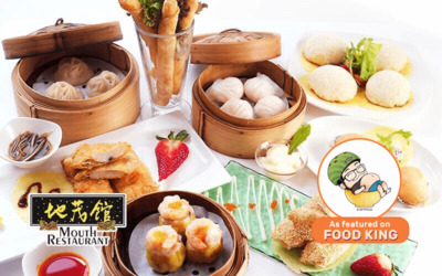 $100 Cash Voucher for Cantonese Cuisine and Dim Sum