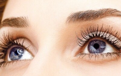 Eyelash Extensions for 1 Person