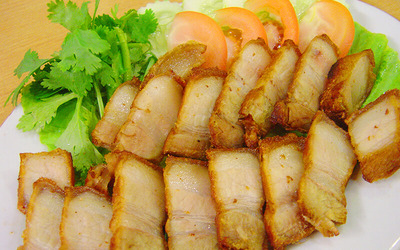(Weekday) 5-Course Authentic Teochew Meal for 4 People