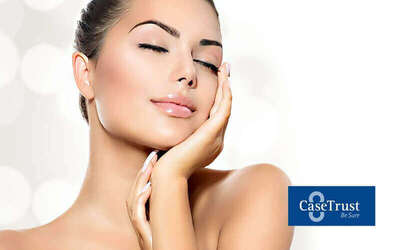 75-Minute Deep Cleansing Customised Infusion with RF Facial for 1 Person (2 Sessions)
