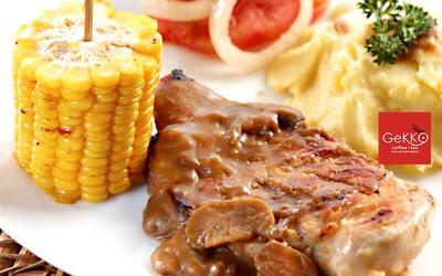 Voucher Senilai Rp 100.000 untuk Menu Makanan
