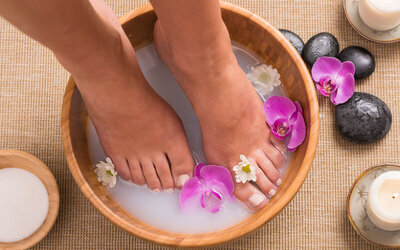 1x Aromaterapy Full Body Massage (60 Menit)