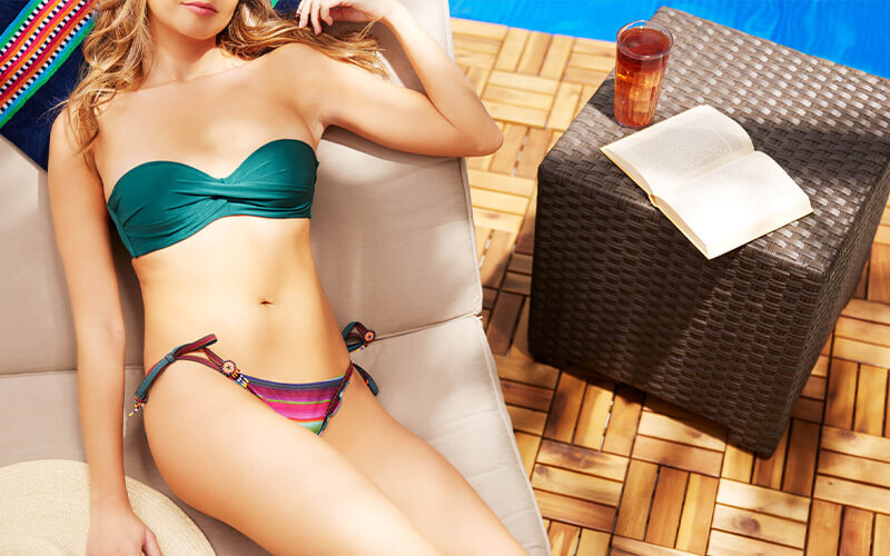 SHR Hair Removal for Brazilian / Full Legs / Full Arms for 1 Person (3 Sessions)