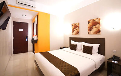 Malang: 4D3N in Standard Room + Breakfast + Free Laundry (5 Pcs/day)