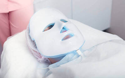45-Minute Rejuvenating Light Therapy Facial Treatment for 1 Person