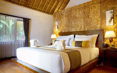 Jimbaran: 5D4N in Classic Room + Breakfast + Return Airport Transfer