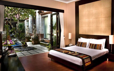 Sanur: 2D1N Stay in Deluxe Room + Breakfast