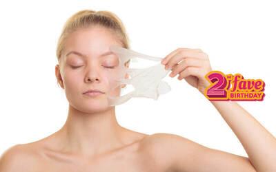 [#FaveBday] Buy 1 Get 1 Soft Peeling + Deep Cleansing + Exfoliating + Paraffin Mask + Aromatherapy