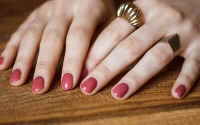 Gel Manicure for 1 Person